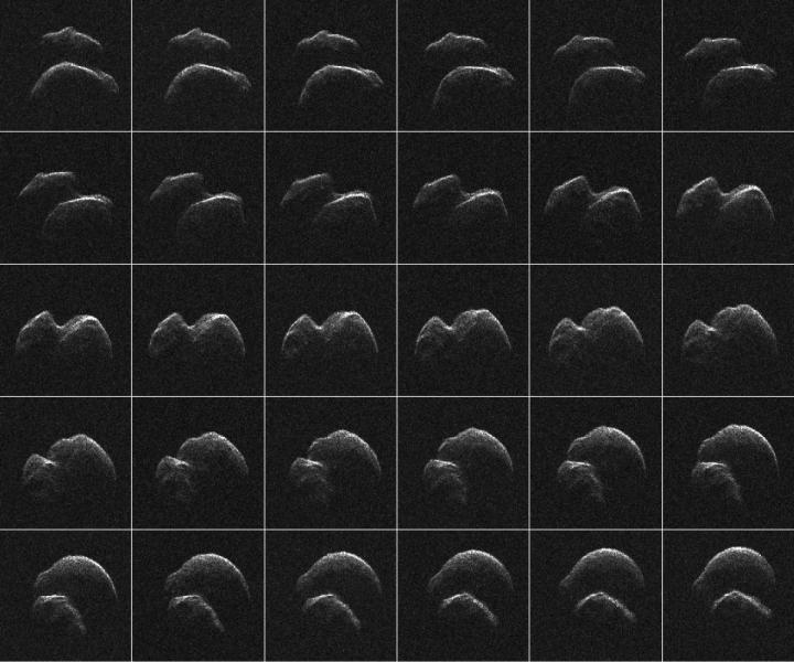 Asteroida 2014 JO25 (NASA)