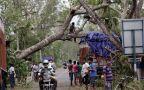 Skutki cyklonu Amphan - materiał Faktów po Południu