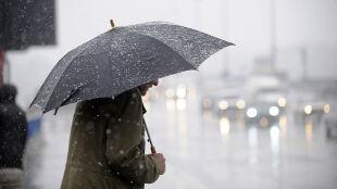 Prognoza pogody na pięć dni: do soboty pod znakiem deszczu. W niedzielę się rozpogodzi