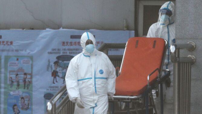 Koronawirus poważnym zagrożeniem. WHO zwoła Komisję do spraw Nagłych Wypadków