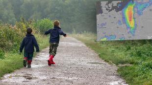 Chłód i deszcz. Prognoza na pierwsze dni roku szkolnego