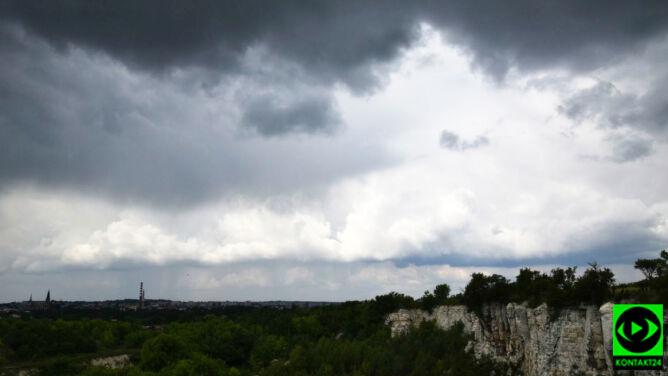 Pogoda da nam się we znaki. Szykujcie się m.in. na deszcz i porywisty wiatr