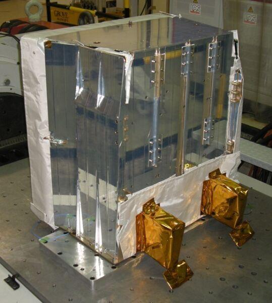 MXGS - Modular X and Gamma Rays Instrument (ilustracja: ASIM)
