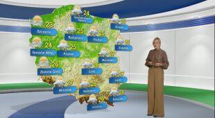 Pogoda na poniedziałek 20.07