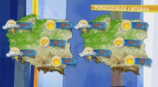 Maja Popielarska o prognozie pogody na najbliższe dni